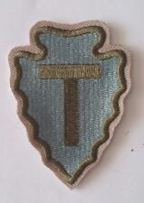 Patch US 36th Infantry div OD border - Provence - Vosges - Alsace WW2 -REPRO