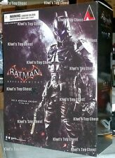 NEW SHIP FROM USA! Square Enix Play Arts Kai Batman Arkham Knight Action Figure