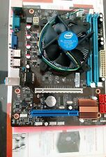 intel core i3 combo offer pack + H55 Motherboard + Fan  intel Heatsink