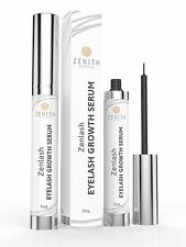 Biotin Infused Zenlash Eyelash Growth Serum, Clinically Proven To Grow Visibl...