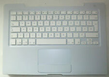 USED TESTED French Canadian 13 Macbook Keyboard A1181 Trackpad Topcase Palm Rest