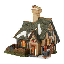 Dept 56 Strawberry Cottage Dickens Village Lit House NEW 4030356 D56 2013