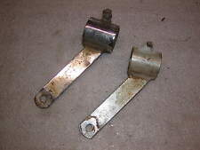 Honda CB 750 Four Lampenhalter Sport headlight brackets custom