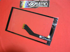 Kit VETRO+ TOUCH SCREEN PER HTC DESIRE 820 820W RICAMBIO DISPLAY NERO+FLAT FLEX