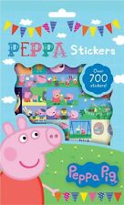 Peppa Pig Pack of over 700 Stickers
