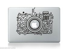 Camera Vinyl Apple Macbook Pro Retina 13 Sticker Decal Skin Cover For Laptop