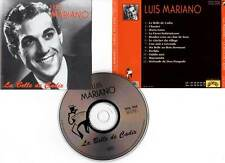 """LUIS MARIANO """"La Belle De Cadix"""" (CD) 12 Titres"""