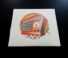 Grateful Dead Europe '72 Luxembourg 5/16/1972 2 CD Radio Cover Art Sealed New