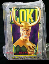 Loki Bust Statue Bowen Designs Marvel Comics Thor  New from 2002 .