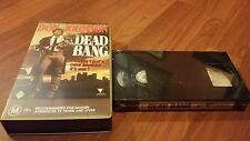 DEAD BANG - DON JOHNSON -   VIDEO  VHS
