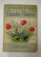A Book Of Wild Flowers Margaret McKenny Edith Johnston Color Plates Botanicals