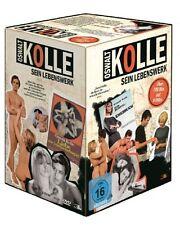 OSWALD KOLLE SEIN LEBE ERK 60er 70er Películas de culto Documentación 8 Caja DVD