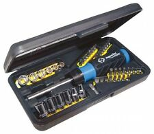 CK T4826D Hi-Torque Ratchet Screwdriver Bit & Socket Set