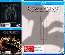 Game Of Thrones COMPLETE Season 1-3 : NEW Blu-Ray