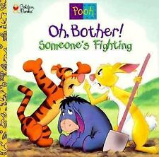 Oh, Bother! Someone's Fighting!, Grimes, Nancy, Grimes, Nikki, Good Book