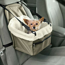 New Dog Puppy Carrier Car Booster Seat Safety Basket Gear Pet Snoozer Hammock
