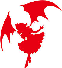 Touhou Project Remilia Scarlet Character Decal 3