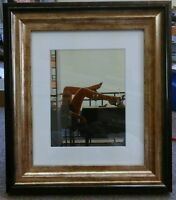 The Temptress by Jack Vettriano Chunky Deluxe Framed Art Print Erotic