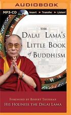 The Dalai Lama's Little Book of Buddhism by Dalai Lama XIV (2015, MP3 CD,...