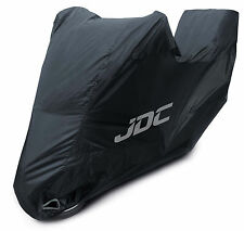 JDC Waterproof Motorcycle Cover Breathable Heavy Duty - ULTIMATE RAIN XL Top Box