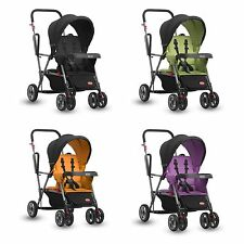 JOOVY CABOOSE SIT AND STAND STROLLER PRAM Infant Baby Toddler Travel Compact NEW