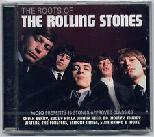 MOJO Roots Of The Rolling Stones 15-trk CD SEALED Elmore James Muddy Waters