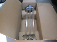 Rig-A-Lite / RAL Three Lamp Explosion Proof Light Fixture.  New Old Stock    W