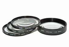 Kood 62mm Macro Close-Up Filter Set +1 +2 +4 +10 for Digital & Film Cameras