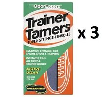 Odor-Eaters Trainer Tamers 3 Pairs - Best Price Around