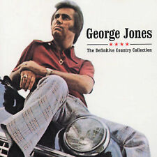 Definitive Country Collection by George Jones (CD, Feb-2001, Sony/Epic)
