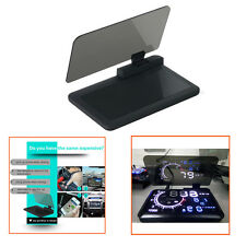 Car Phone GPS Navigation HUD Head Up Projection Display Holder for iPhone HTC LG
