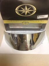 New Chrome Headlight Light Visor V-Star 650 1100 Road & Royal Star Yamaha
