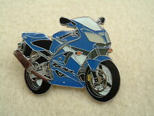 GENUINE KAWASAKI ZX9R ZX 9R ZX 9 R ZX-9R ZX9 PIN BADGE BLUE