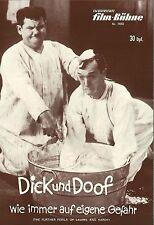 IFB 7655 | DICK UND DOOF - WIE IMMER AUF EIGENE GEFAHR | Laurel & Hardy | Top