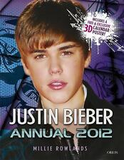 Justin Bieber Annual 2012-ExLibrary