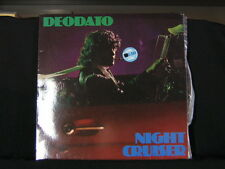 Eumir Deodato. Night Cruiser. 33 lp Record Album. 1980. Made In Malaysia