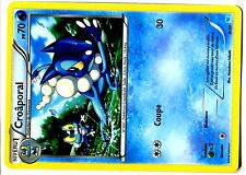 PROMO POKEMON FRANCAISE KIT SUICUNE 2016 N°  6/30 CROAPORAL