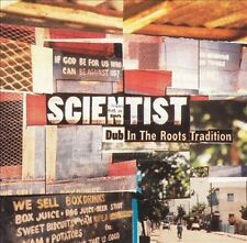 Scientist Dub in the Roots Tradition CD