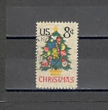 USA 1006 - STATI UNITI  - NATALE 1973 - MAZZETTA  DI  15 - VEDI FOTO