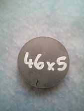 46mm x 5mm Mild Steel Disc Circle Washer Round Plate Blank