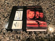 Legends Of The Fall Rare VHS! 1995 Fight Club Seven Fury Snatch Troy