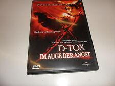 DVD  D-Tox - Im Auge der Angst