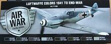 Vallejo Model Air VAL71166 WWII Luftwaffe Fighters late war 8 colour