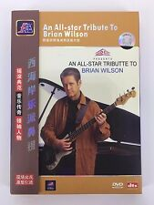 All Star Tribute to Brian Wilson DVD Beach Boys 20 Tracks UK Import 2001 Good