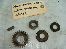 1984 YAMAHA XT250L OEM POWER OUTPUT GEAR  NO RESERVE
