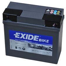 EXIDE BMW Motorradbatterie GEL G19 AH Robust & Rüttelfest auch für Off-Road