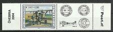 ÖSTERREICH/ Flugzeuge-Tag der Briefmarke MiNr 2482 ZF **
