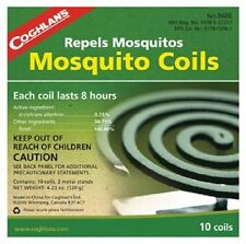 Coghlans MOSQUITO Coil 10-pack 2-stands/Coghlan's 8686 Insect Mosquito Repellant