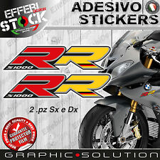Adesivi/Stickers compatibili BMW S 1000 RR 08 16 HP4 MOTORRAD GERMANY H QUALITY!
