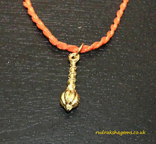 HINDI DEITY HANUMANA GADA BALA PENDANT LORD HANUMAN GOD NECKLACE BAJRANG BALI